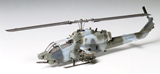 Сборная модель Вертолет Bell AH-1W Super Cobra