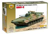 Сборная модель Российская БМП-2.