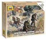 Британские саперы 1939-1942