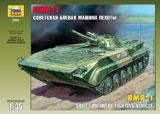 Сборная модель БМП-1