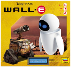 Настольная игра Робот ВАЛЛ-И