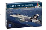 Сборная модель F/A-18 Hornet