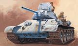 Сборная модель Танк T-34/76 M42