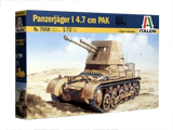 Модель PANZERJAGER I 4,7 CM PAK