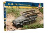 Сборная модель Бронемашина Sd.Kfz 251/7 Pionierpanzerwagen