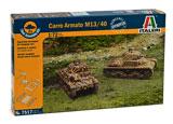 Сборная модель Танк Carro Armato M13/40