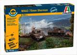 Сборная модель Танк М4 А3 Sherman Шерман