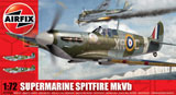 Модель Supermarine Spitfire MkVb Спитфайр MkVb
