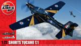 Сборная модель Shorts Tucano T.1