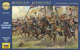 Сборная модель Русские гусары 1812-1814 гг