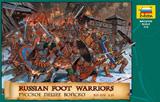 Сборная модель Русское пешее войско XIII-XIV вв. н.э.
