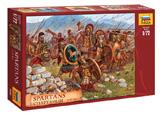 Сборная модель Спартанцы V-IV вв. до н.э.
