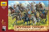 Сборная модель Скифская кавалерия