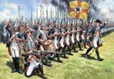 Сборная модель Прусские гренадёры Фридриха Великого