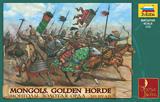 Модель Монголы. Золотая орда