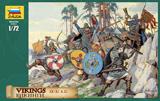Сборная модель Викинги IX-XI вв. н.э.