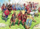 Модель Пехота римской республики III-I вв. до н.э.
