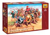 Сборная модель Греческая пехота V - IV вв. до н.э.