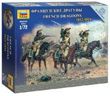 Модель Французские драгуны 1812-1814