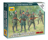 Немецкая кадровая пехота 1939-1943