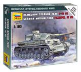 Немецкий средний танк T-IV F2 Pz.Kpfw. IV
