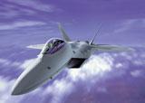 Сборная модель F - 22 RAPTOR - Раптор