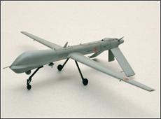 Модель БПЛА RQ-1B PREDATOR