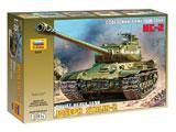 Модель Советский тяжёлый танк ИС-2
