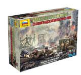 Настольная игра Великая отечественная. Битва за Сталинград