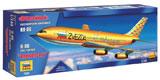 Сборная модель Пассажирский авиалайнер Ил-86 «Юбилейный»
