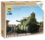 Американский танк M3 Lee