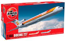 Сборная модель Боинг 727 (Boeing 727)