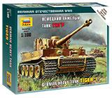Немецкий тяжёлый танк Тигр