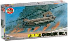 Сборная модель Чинук (Boeing Chinook)