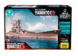 Сборная модель Японский линкор Ямато
