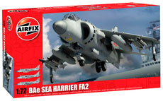 Модель Харриер FA2 - FRS 1 BAe Sea Harrier FA2