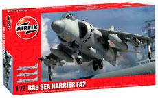 Сборная модель Харриер FA2 - FRS 1 BAe Sea Harrier FA2