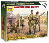 Советский штаб 1941-1943