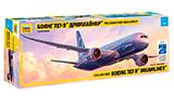 Сборная модель Боинг 787-9