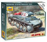 Немецкий легкий танк Pz.Kpfw.II