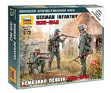 Немецкая пехота 1939-1942