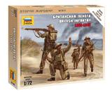 Британская пехота 1939-1945