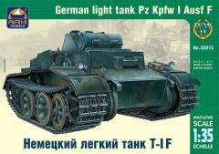 Сборная модель Немецкий лёгкий танк T-IF