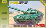 Советский танк Т-72А