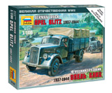Немецкий грузовик Опель Блиц 1937-1944