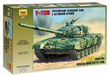 Модель Российский танк с активной броней Т-72Б