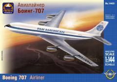 Модель Авиалайнер Боинг-707