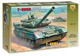 Модель Основной боевой танк Т-80БВ