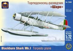 Сборная модель Торпедоносец-разведчик «Шарк»