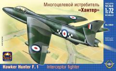 Сборная модель Многоцелевой истребитель «Хантер»